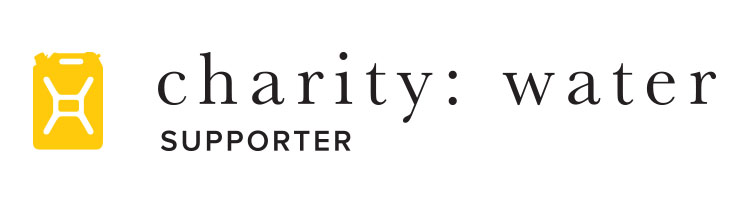 charity water supporter